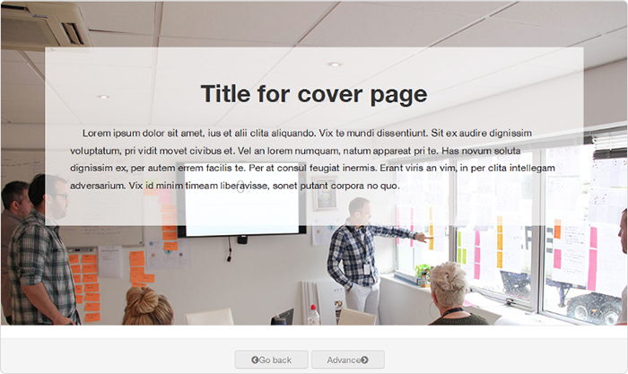 Plugin Content Pages for Moodle