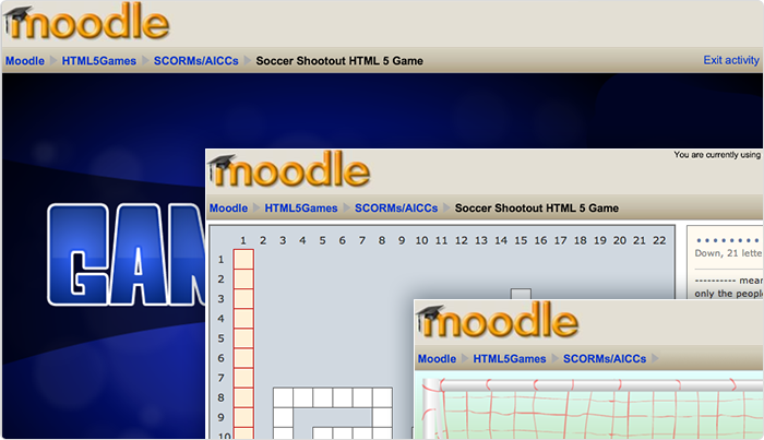Game Activity module for Moodle